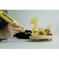 Quality Customized Portable Cool Ink 3D Printing Pen / 3D Pen Drawing in Air for sale