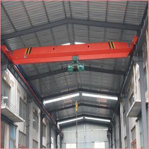 China High quality single girder 15 ton overhead crane on sale