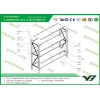 China Adjustable Pallet Racking / Warehouse Storage Racks System Easy to Assemble on sale