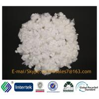 China 7DX64MM super white anti-microbial siliconized PSF on sale