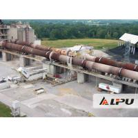 Quality Capacity 78 t/d Rotary Kiln Production Line Calcination for Limestone Dolomite Chalk for sale