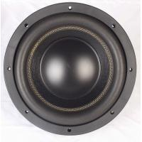Quality Durable Car Audio Subwoofer / Shallow Mount 15 Inch Subwoofer Fexible Foam Surroud for sale