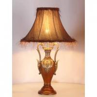 Quality Polyresin Table Lamp for sale