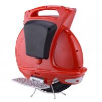 Quality Red Energy Saving 14 Inch One Wheeled Gyroscopic Electric Unicycle Stand Up for sale