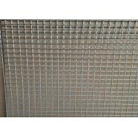 China Hot Dipped Galvanised Wire Mesh Roll , Cage Wire Rolls 0.5-100m Length on sale