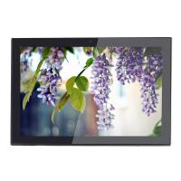 China LED Control 10.1 Inch Android Touch LED Light Wall Mount Tablet With POE on sale