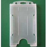 Quality One Sided Open Face Card Holder Hold 4 Cards for sale