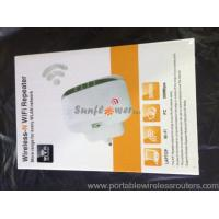 Quality Wireless N Wifi Repeater with Router  and AP mode speed 300mbps SF-WR302 for sale