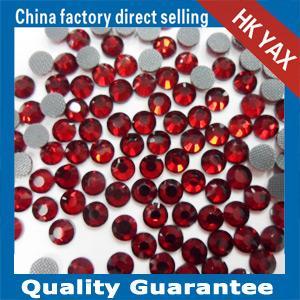 China hotfix dmc rhinestone red  color,rhinestone hotfix dmc china wholesale loose rhinestones jx0804 on sale