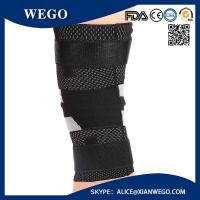 Quality Knee Compression Brace Leg Sleeve Joint Injury relief Basketball Running for sale