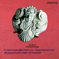 Quality Exquisite Carving PU Niches Wall hanging decoration for sale