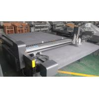 China Digital Pattern CNC Gasket Cutting Machine Compatible CAD With LCD Touch Screen on sale