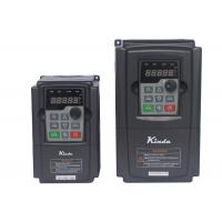 Quality 220V 5 HP Single Phase Variable Frequency Drive 4KW High Frequency for sale