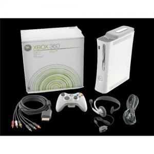 XBOX360 Slim Premium System 250GB Holiday Bundle