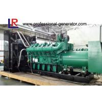 Quality CE Approved 1MW Natural Gas Generator Power Plant with LCD Display for sale