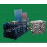 Buy cheap Horizontal Baling Press Machine Scrap Baler Machine Metal Recycling Machine from wholesalers