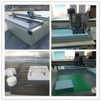 Buy cheap 60mm Eva rubber foam sample maker cutting machine from wholesalers