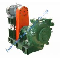 Quality Good performance EHR-4D Centrifugal Rubber Lined Mine Slurry Pump for the metallurgical for sale
