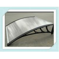 China Polycarbonate door canopy/PC window awning/plastic door awning/front door canopy/5mm Hollo on sale