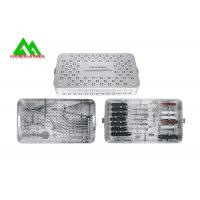 Quality Sterile Metal First Aid Medical Instrument Kit For Osteotomy Knee Surgery for sale