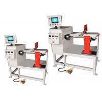 Quality Electric Automatic 400mm Height Coil Winding Machine With Laying Wire Function for sale