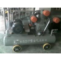 Quality 3 m³ / min Oilless Air Compressor , S1115 22hp Diesel Air Compressor , ISO for sale