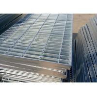 Quality Free Sample Steel Grating Drain Cover Hot Dipped Galvanized Bearing Bar Pitch 30mm for sale