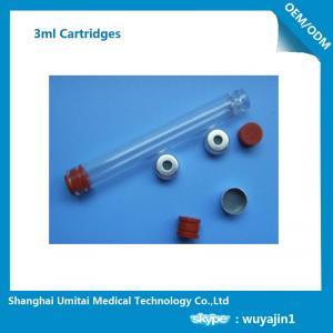 1.5ml Insulin Pen Cartridge For Dental / Injection / Insulin / Bio Engineering