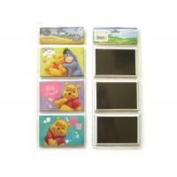 China FunnyWinnie the Pooh Fridge Rubber Magnet , Iron Refrigerator Picture Magnets Promotional on sale