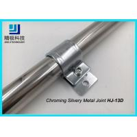 Quality Industrial Polishing Chrome Pipe Fittings , Chrome Plated Pipe Connectors Eco Friendly HJ-13D for sale