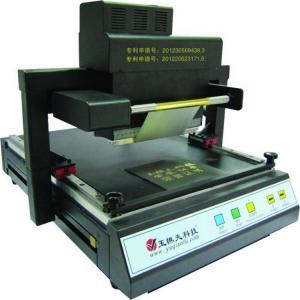 China Plateless digital hot foil stamping machine,small stamping machine,hot stamping machine on sale