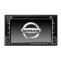 Quality Universal Android 4.4.4 Nissan Sunny Navigation System Touch Screen DVD Player 6.2 Inch for sale