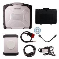 Quality Latest V16.2 Porsche Piwis Tester II Bluetooth with Panasonic CF30 Laptop for sale