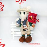 Quality Plush Cartoon Deer (TPKT0562) for sale