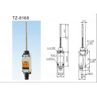 Quality TZ-8168  Tend Limit Switch Spring Steel Ribbon Type Dustproof Design for sale