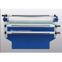 Quality Flatbed Applicator , Hot And Cold Lamination Machine For Sign Graphic Making for sale