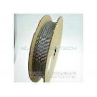 Quality High Density Strong Abrasion Resistant Sleeving For Electrical Cable Wire Protecting for sale