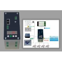 Quality DIN Rail Housing Filling or Batching Process Control Indicator for PLC or DCS System for sale