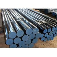 Quality Black Paint API Seamless Pipe L360 / X52 PSL1 With Plastic Caps for sale