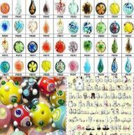 Quality Color Glass Beads for sale