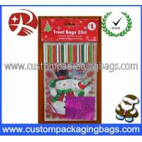 Quality Moisture-Proof Plastic Candy Treat Bags , Biscuit Kid Airtight Bags for sale