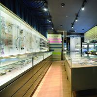 Quality Wholesale Jewelry Cabinet Showcase/Showcase For Jewelry Manufacturers for sale