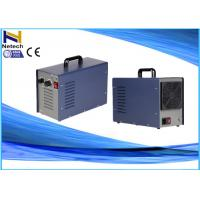 Buy cheap 220V Small Ozone Generator / Ozone Machine For Hotel Odor Removal from wholesalers