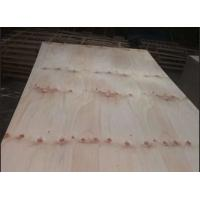 China Commercial Knotty Pine Plywood 2 Time Hot Press Premium Quality FSC Approved on sale