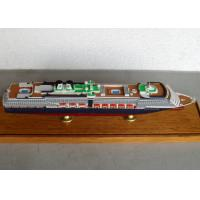 Quality Scale 1:900 MS Oosterdam Cruise Ship 3D Models for sale