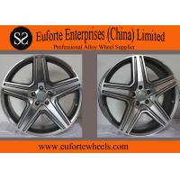 Quality Black Car alloy Mercedes Benz Custom Wheels Luxury For E300L for sale