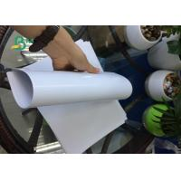 80g 90g C1s Art Paper / Glossy One Side Coated Art Paper For