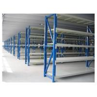 Quality Industrial Warehouse Storage Racks / Steel Metal Display Shelf Rack for sale