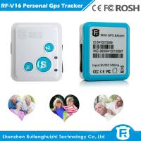 Quality Easy install GPS tracker GPRS GSM children gps tracker for sale