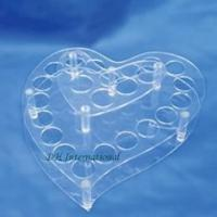 Quality Clear Neoteric Design Plastic Display 100mm*190mm*190mm for sale